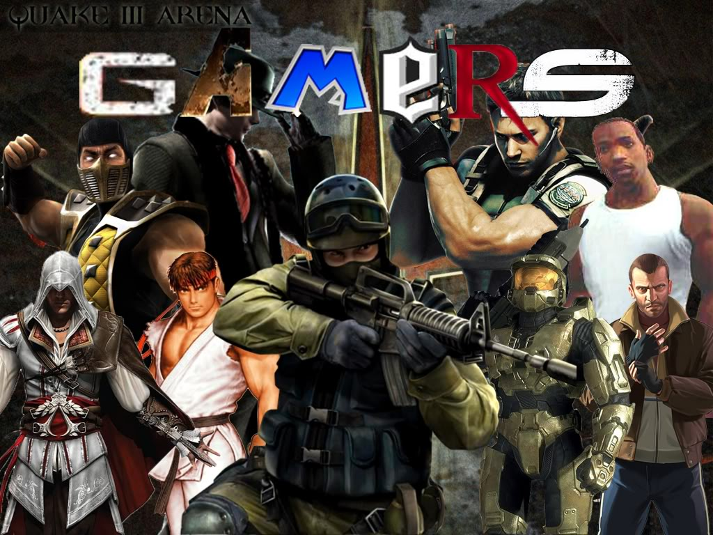 Gamers picture, all games