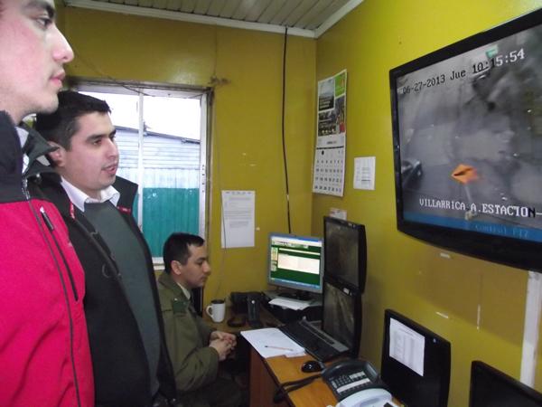 Visita a terreno Cámras de Televigilancia (5)