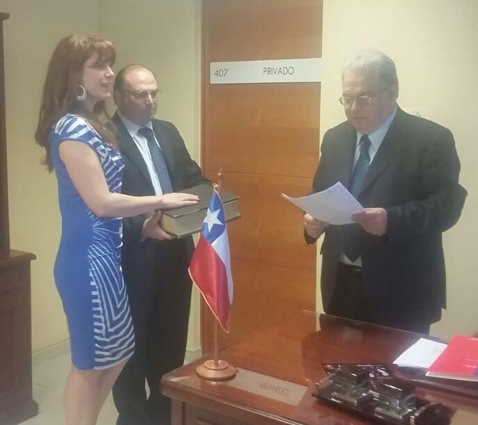 Asume nueva jueza del juzgado de letras garant a y for Juzgado de letras