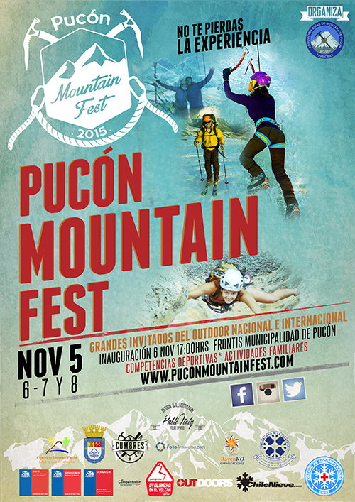 AFICHE mountain fest 2