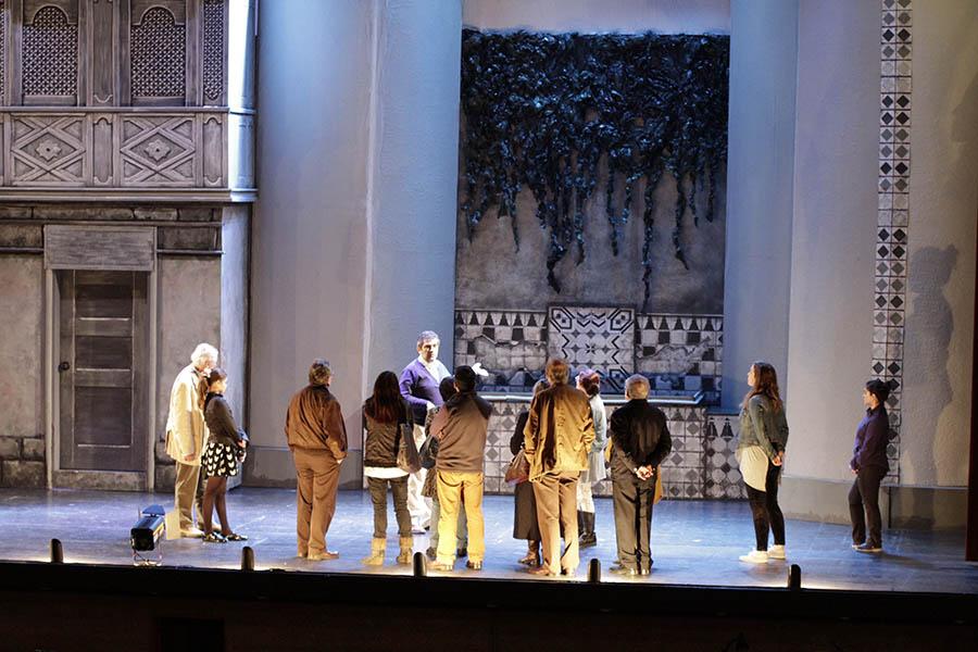 Teatro Municipal de Temuco se suma al día del patrimonio