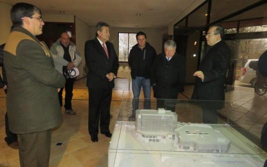 Se inicia mudanza de nuevos tribunales al ex Hotel Terraverde de Temuco