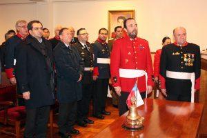1era compañía de Bomberos de Temuco celebró sus 116 años de voluntariado