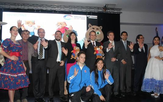 Juegos Binacionales de La Araucanía se realizan este año en la región del Bío Bío