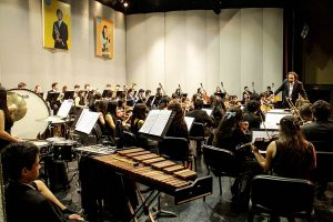 Sinfónica juvenil llena de música a la Araucanía
