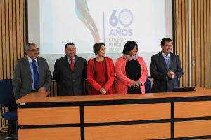 Santiago Rodríguez asume presidencia del Colegio de Periodistas