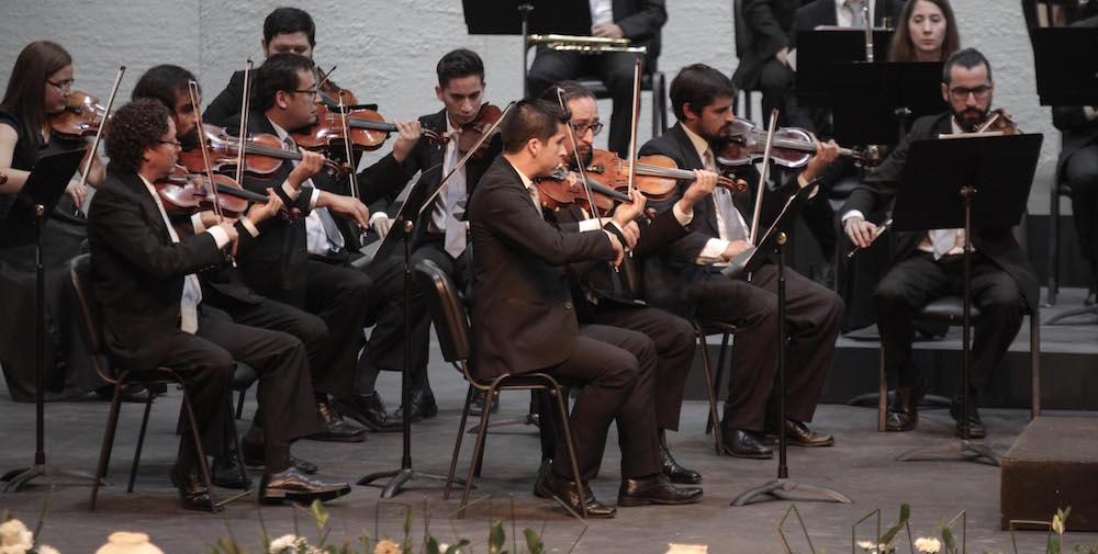 Concierto sinfon as para mozart hoy en el teatro municipal for Concierto hoy en santiago
