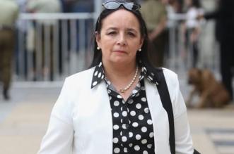 senadora Carmen Gloria Aravena.