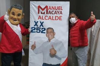 Manuel Macaya, collipulli