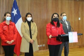Ministra Karla Rubilar y Subsecretaria Balladares en La Araucania