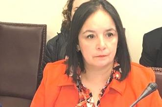 senadora CG Aravena