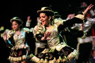 ballet folclorico temuco