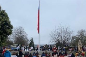bandera pucon