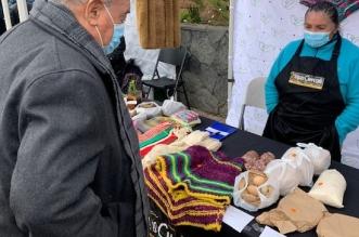 mercado campesino pucon