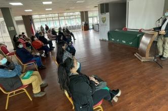 taller comunicacion dirigentes temuco