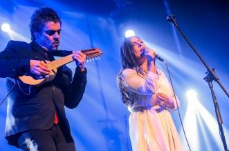 Ángel y Javiera Parra
